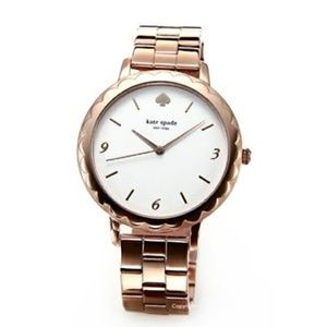 Kate Spade New York Metro Scallop Watch KSW1495